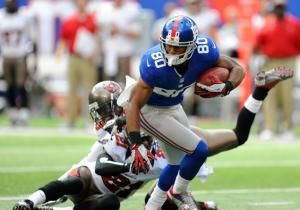 Three years ago, Victor Cruz came to training camp as the longest of long shots to make the Giants roster. This year he'll come to camp as the highest-paid receiver they've ever had.