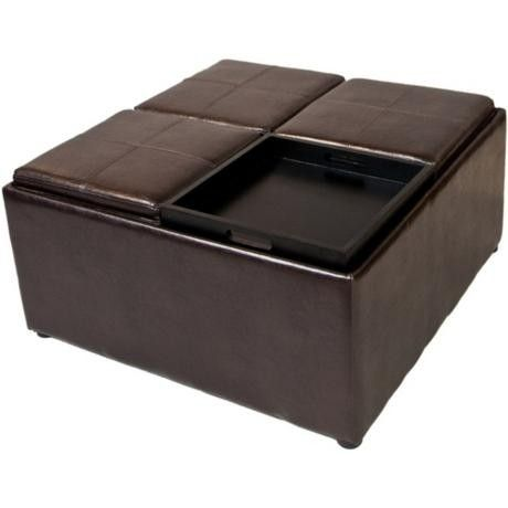 Faux Leather Coffee Table - Foter - 25+ Best Ideas About Leather Coffee Table On Pinterest