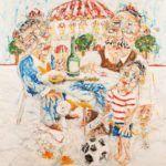 Save The Dates! Saints in Carousel και Art Athina 2017 Μάιο και Ιούνιο για τον Τεχνοχώρο