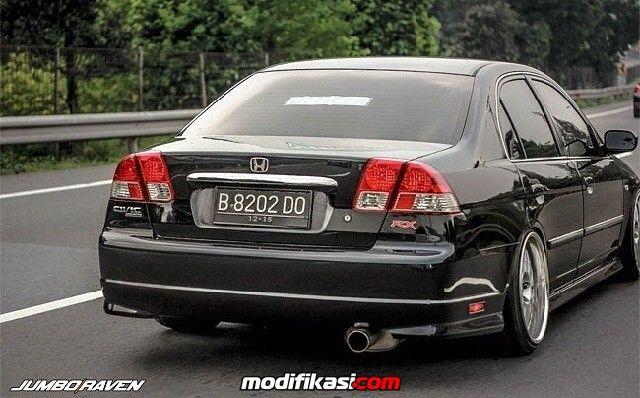 2005 Honda Civic Si >> HONDA CIVIC (ES) EAGLE EYE #HONDA #CIVIC | HONDA CIVIC ES ...