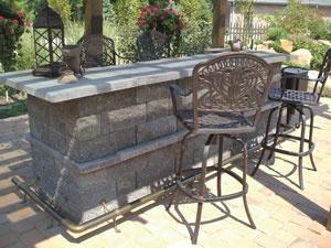 Idea For New Bar Area Outdoor