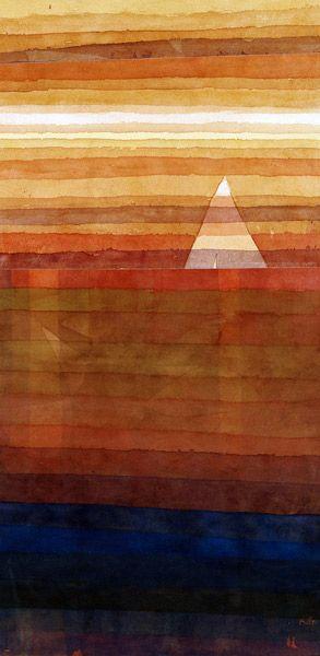 Afbeelding Paul Klee - Einsames