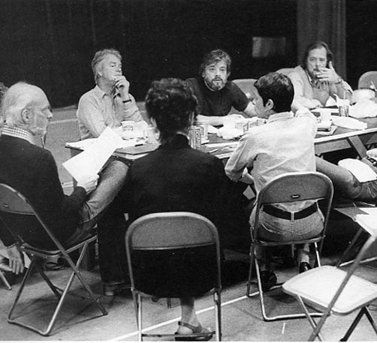 Pacific Overtures table read