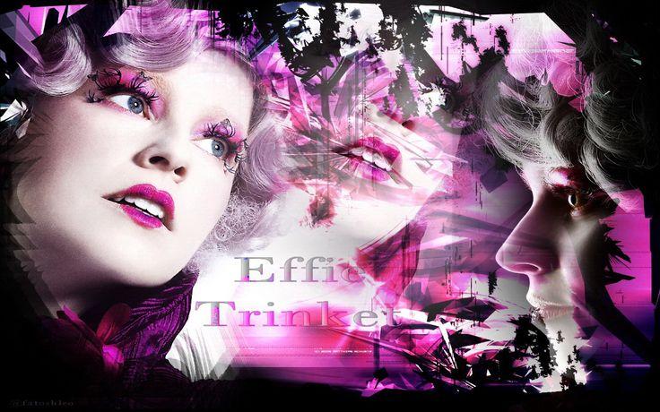 Effie Trinket images Effie Trinket HD wallpaper and background ...