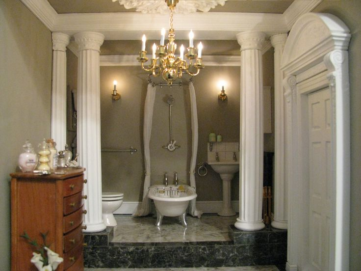 dolls house grand designscouk one of our room designs - Grand Designs Bathrooms