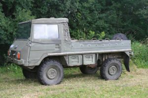 Pinzgauer vehicles for sale - 712M 710M 710K Swiss Army Military Surplus Vehicles.