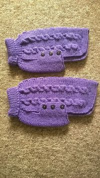 Hand Knitted Dog Jumper by KimsKnits78 on Etsy