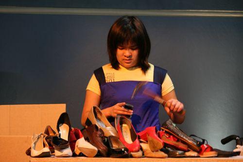 Ana Nguyen, Hard Daze 2009