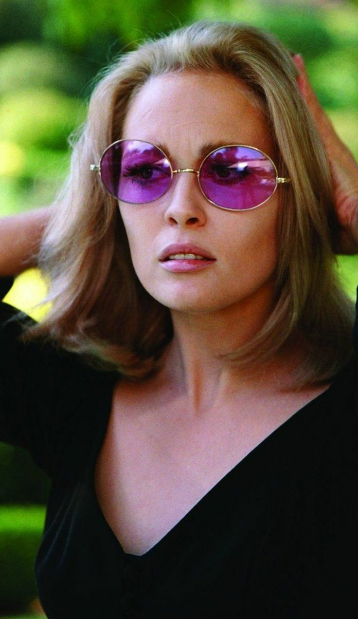 The sultry Faye Dunaway.