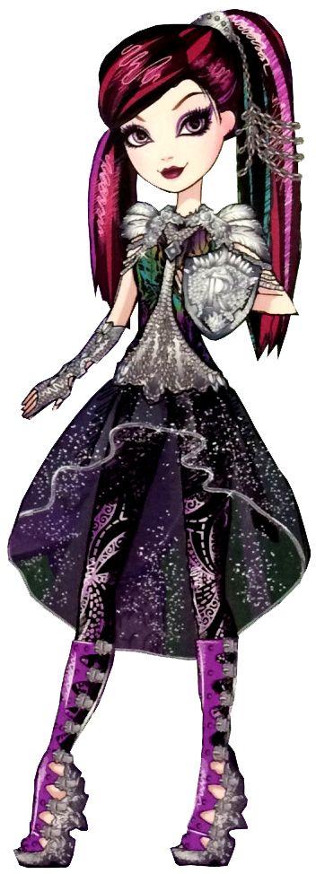 Raven Queen. Dragon Games. HD Profile art