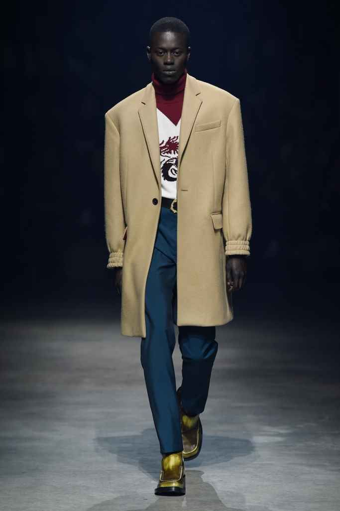 Kenzo Fall Winter 2018 2019 In 2019 Mens Wear 18 Pinterest