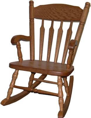 ... Antique Wooden Rocking Chairs