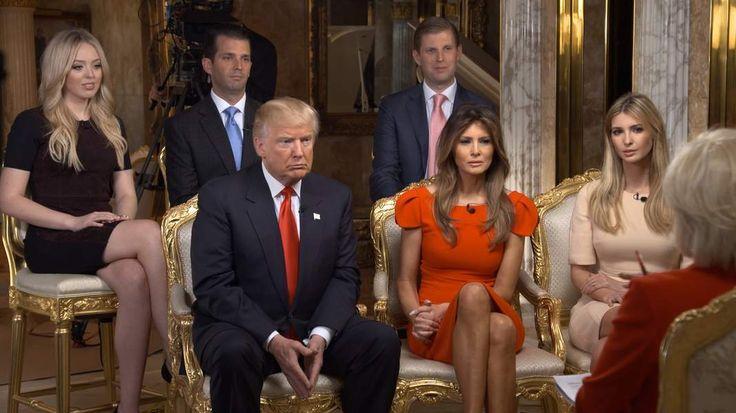 Tiffany Trump : la fille de Donald Trump cruellement snobée à un défilé, c'est très dur