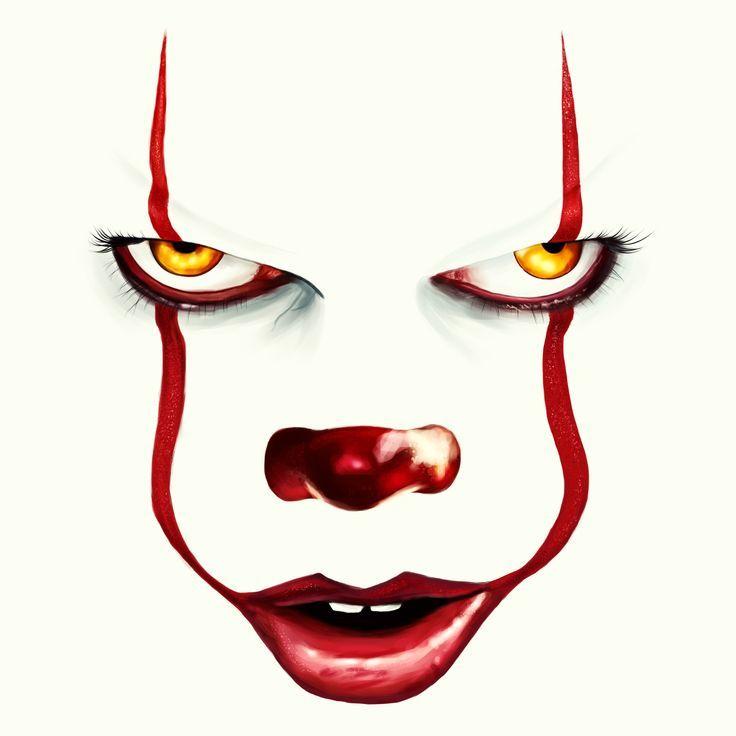 Cinema Ideas Penny Weise Penny Wise Penny Weise Es Der Clown Kunst Ideen Zeichnung