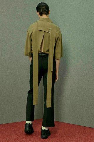 Chin Lookbook SS16 Menswear