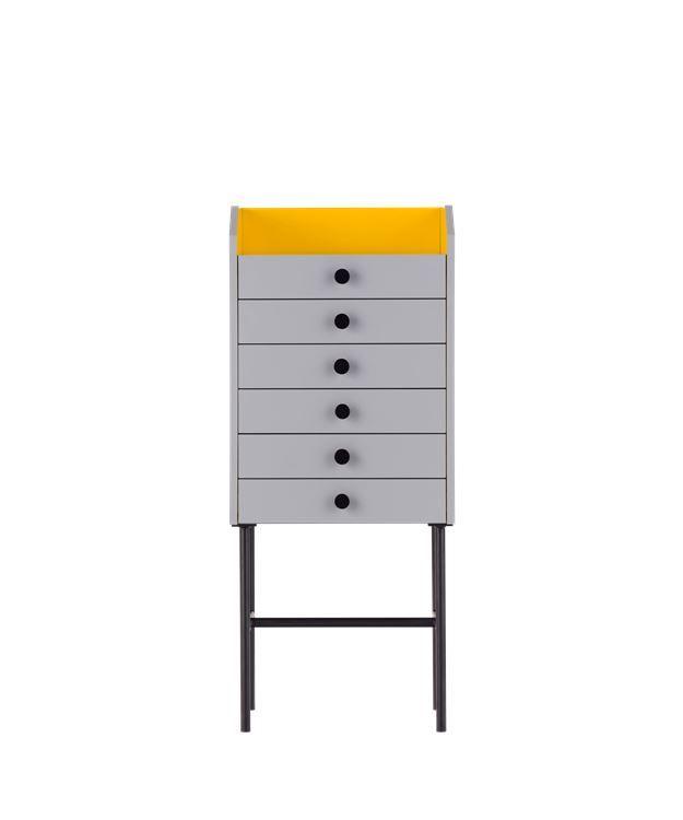 Collar Dresser small for Bolia.com 2016 - Design by Gitte Salling