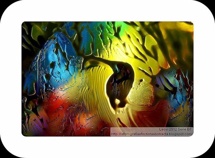 La Fotografía Efectista Abstracta. Fotos Abstractas. Abstract  Photos.: Foto Abstracta 2991  Arte Rupestre - Rock Art