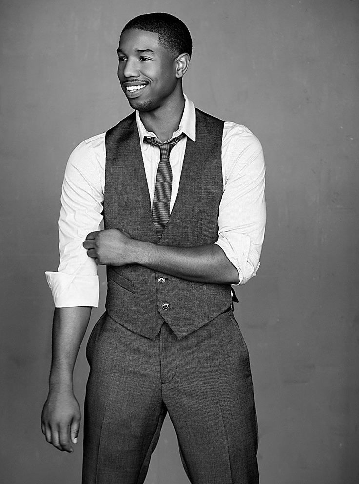 michael b. jordan : ) From Fruitvale Station, Friday Night Lights, All My Children, and many other movies & TV shows.