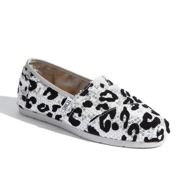 Never been n love with a picture of a shoe until now!!!: Shoes, Cheetahs Toms, Leopards Toms, Style, Clothing, So Cute, Sequins, Leopards Prints, Closet