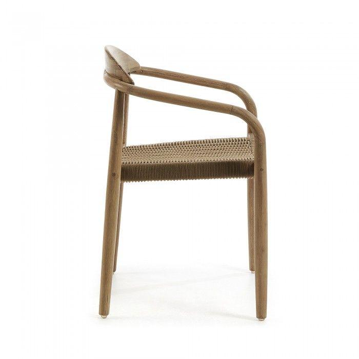 Chaise Nina, beige   Chaise, Chaise salle a manger et