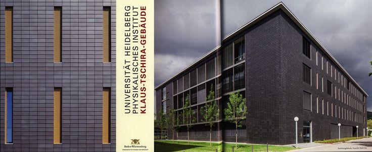 https://flic.kr/p/MYM7Np | Universität Heidelberg, Physikalisches Institut Klaus-Tschira-Gebäude; 2012, Baden-Württemberg/ South West Germany