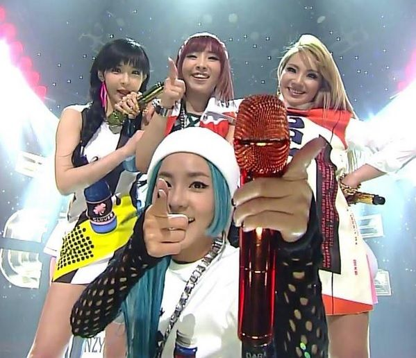 2NE1's 'Gotta Be You' Becomes MTV Iggy's Song Of The Year Before CL's Solo Debut http://www.kpopstarz.com/articles/153556/20141218/2ne1-gotta-be-you.htm