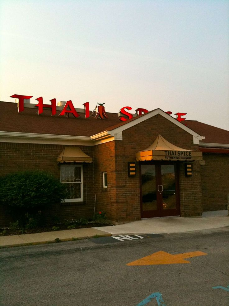 Thai Spice 2220 East County Line Rd., Indianapolis, IN 46227. Huge portions of all entrees,  Spiced to your level of heat ! Excellent food!