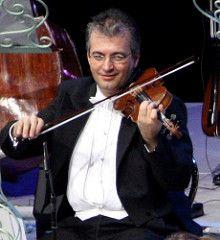 Luca Madrigo (Violin) 1 Jan 2007; Köln, Germany