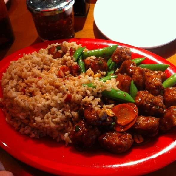 Pei Wei Kung Pao Chicken
