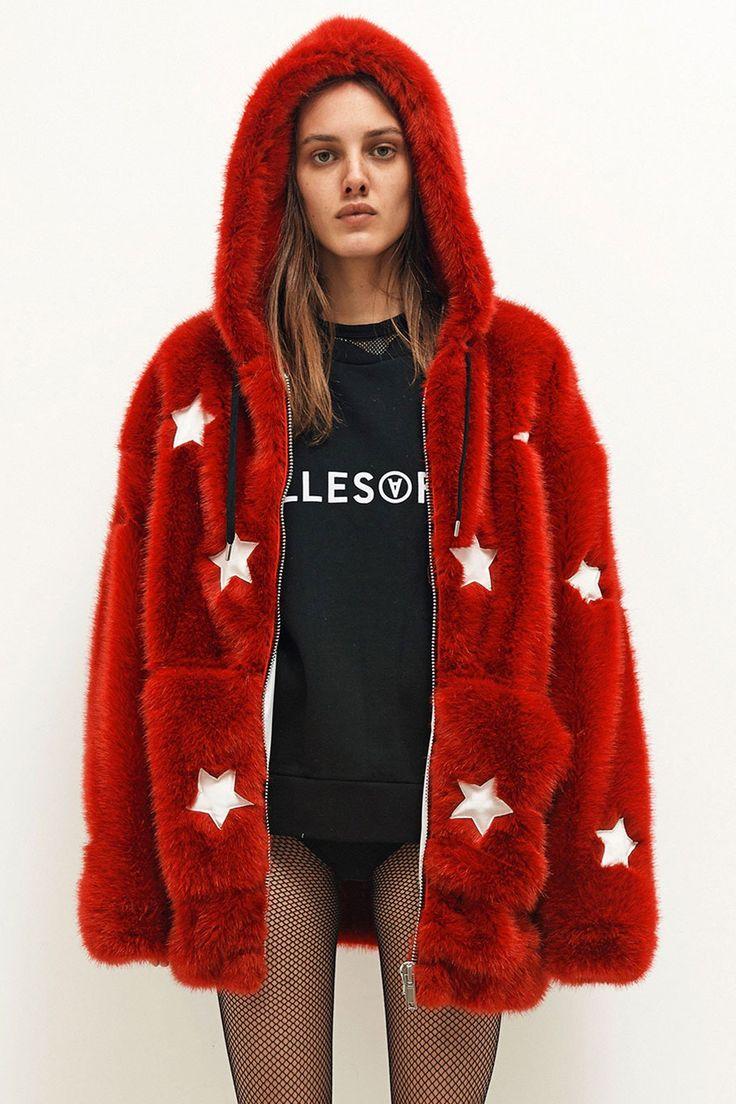Les filles a papa méritent un manteau comme ça! Un look qui brise les clichés! #PleezMee #rebelle #et #belle
