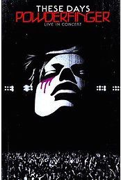 Powderfinger These Days Live in Concert DVD