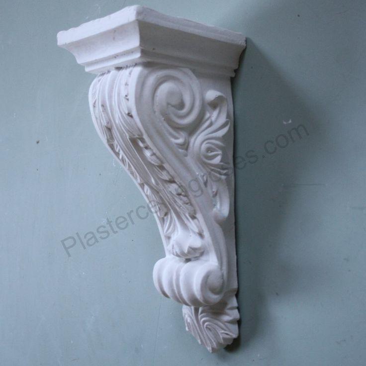 Victorian Decorative Plaster Corbel PC011