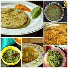My Kitchen Odyssey - Indian Recipes From Scratch : 9 Easy Indian Spinach Recipes | Palak Recipes