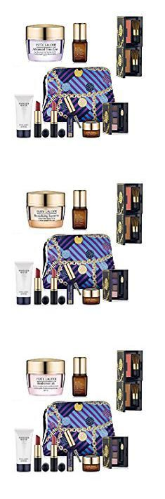 Estee Lauder Bags. New Estee Lauder Fall 9pc Skincare Makeup Gift Set $165+ Value with Cosmetic Bag Macy's Exclusive.  #estee #lauder #bags #esteelauder #lauderbags