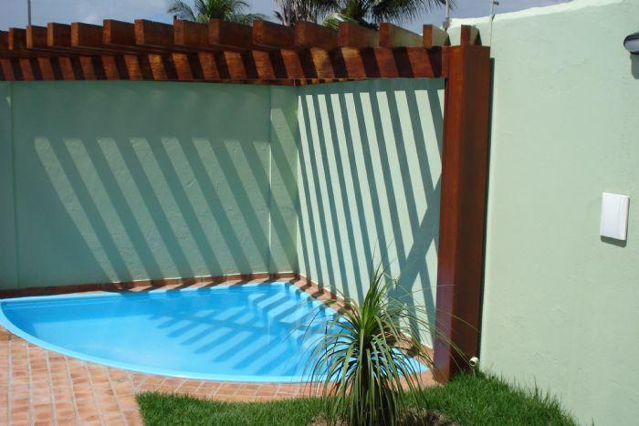 25 melhores ideias sobre piscinas pequenas no pinterest for Piscinas desmontables pequenas con depuradora