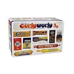Colanders - Robert Opie Cadbury's Wrappers Rectangular Storage Tin