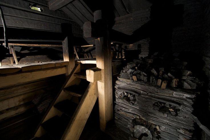 Traditional Sauna Cabins