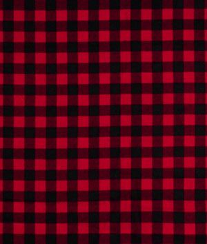 Shop Red Buffalo Plaid Flannel Fabric at onlinefabricstore.net for $6.8/ Yard. Best Price & Service.