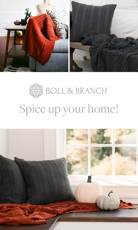 Our 100% organic cotton products give you the comfort you crave for a cozy, fall evening curled up at home.