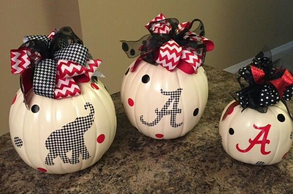 Alabama pumpkins by G
