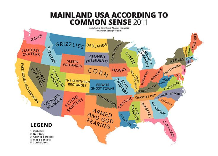 Best Weird Maps Images On Pinterest Funny Stuff Funny Things - Weird maps of the us