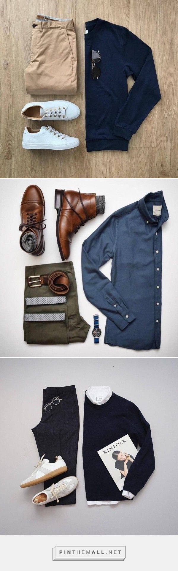 Outfit Grids To Help You Look Great.