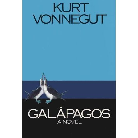 an analysis of life lessons in galapagos by kurt vonnegut The kurt vonnegut memorial library's annual teaching vonnegut workshop took   the lesson plan topics build on that theme of oppressive.