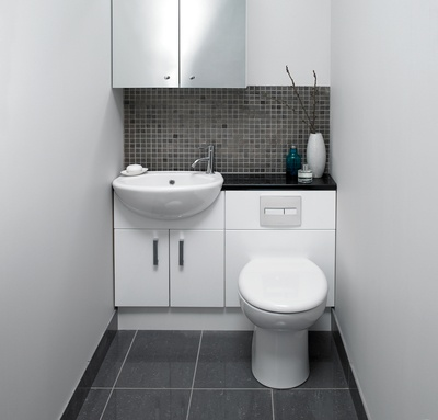 Perfect Moods Linear Fitted Bathroom Furniture, Great For Small Spaces Nice Ideas