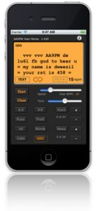 Ham Morse - morse code practice app