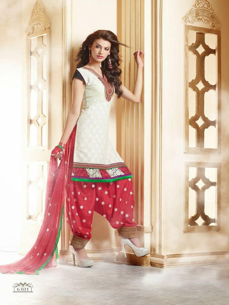 Designer Patiyala #Salwar Suit