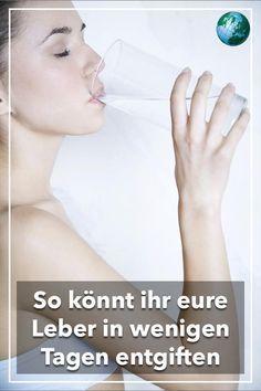 Fettleber und Tumoren vorbeugen: So entgiftest du deine Leber in wenigen Tagen – Video – Simone Fritzsche