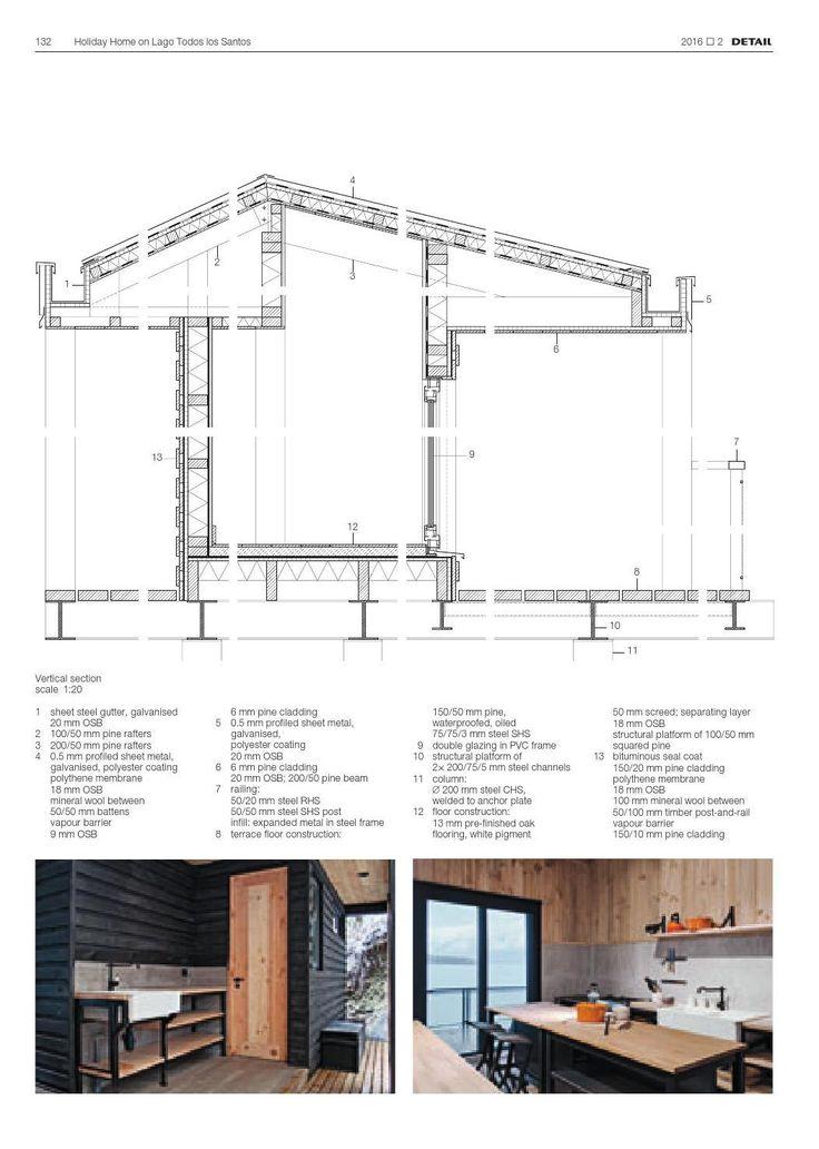 86 best Construction Details images on Pinterest Architecture