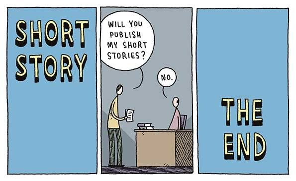 Tom Gauld's short comics finally come together in a deservingly beautiful new book