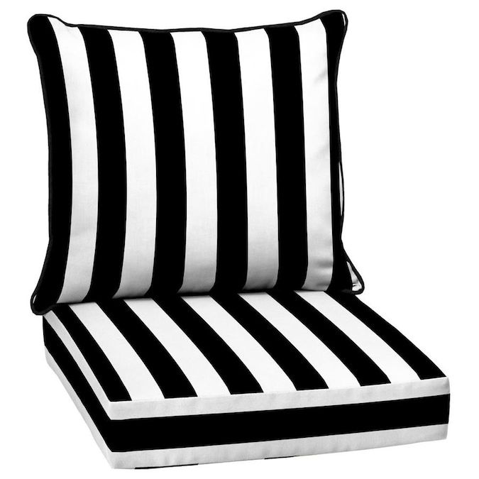 Deep Seat Patio Chair Cushion, Deep Seating Patio Cushions Replacement